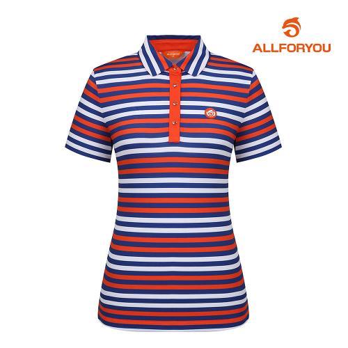 [올포유]여성 카라 반팔 티셔츠 AWTYI6108-301_G