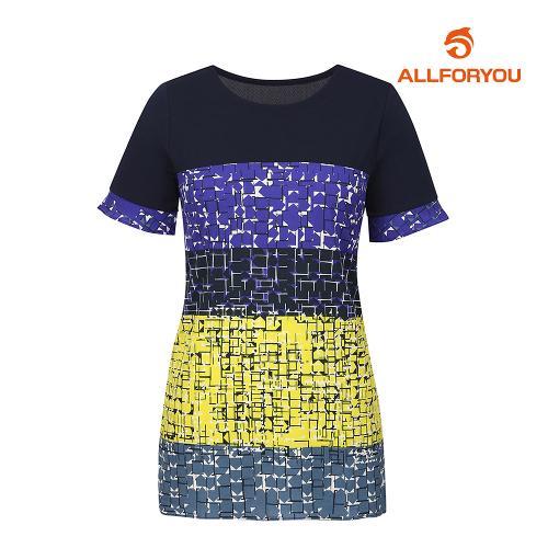 [올포유]여성 반팔 티셔츠 AWTRH6B05-915_G