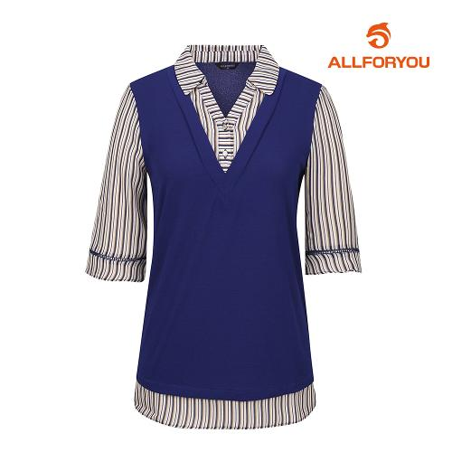 [올포유]여성  카라 티셔츠 AWTYH6153-906_G