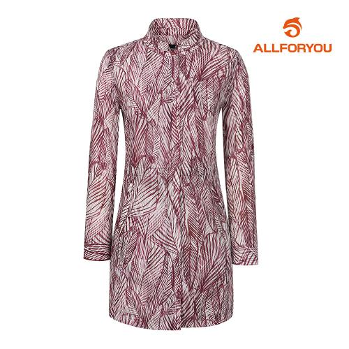 [올포유]여성 패턴 허리스트링 점퍼 AWJUJ6308-415_G