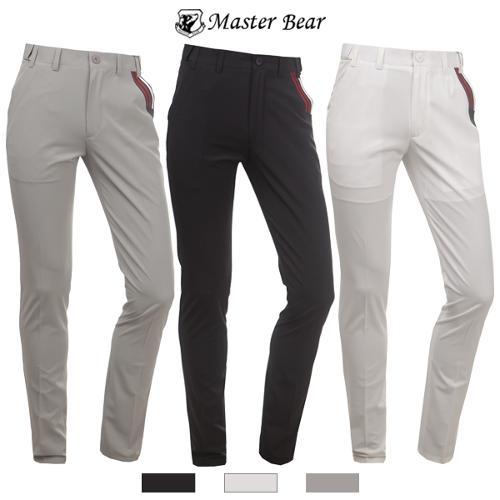 [MASTER BEAR] 사방 스트레치 신축 골프바지 특가