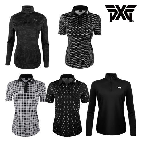 PXG 여성 한정수량 골프셔츠 모음