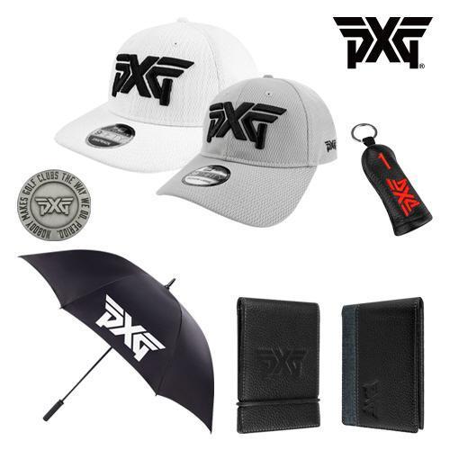 PXG 골프캡,골프 지갑,캐시백 파우치,우산 모음 [병행수입]