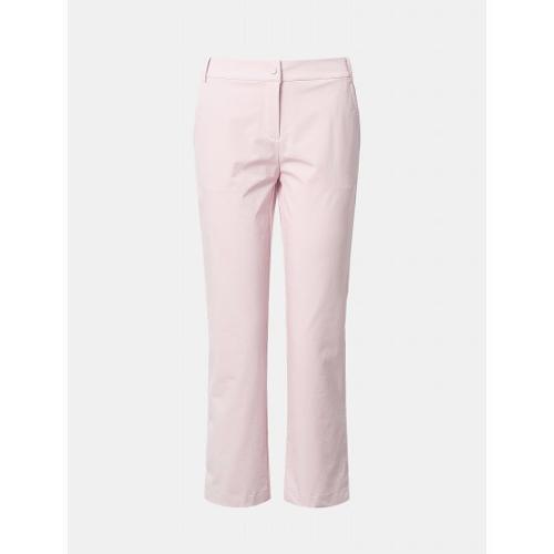 [빈폴골프] 여성 라이트 핑크 에센셜 UV 스윙 쿨 팬츠 (BJ1421A71Y)