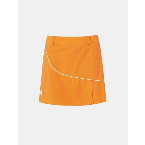 [빈폴골프] [NDL라인] 여성 오렌지 저지 스윙 큐롯 (BJ1326L418)