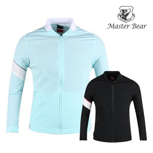 마스터베어 남성 봄 여름 골프 바람막이 MS1MV112
