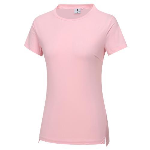 [와이드앵글] 여성 RANGE WEAR 벤틸레이션 반팔 티셔츠 L WWM21282P1