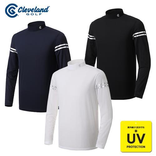 [클리브랜드골프] UV차단 냉감 소매포인트 남성 언더레이어/골프이너웨어_CGKMIT1036