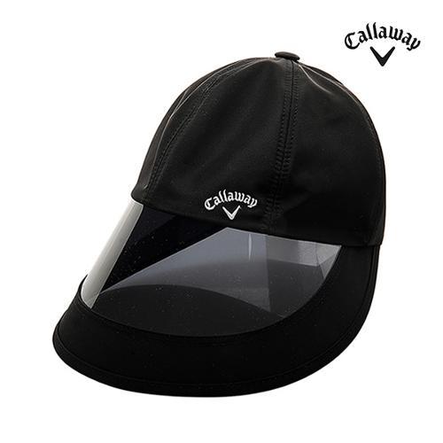 [캘러웨이]여성 와이드 투명 바이저 모자 CWACI6213-199_G