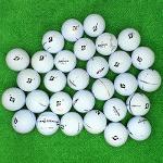 브리지스톤 혼합 골프 로스트볼 실속형 30알