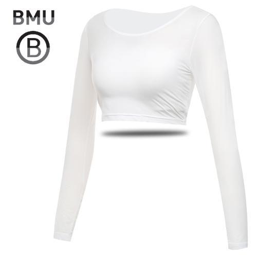 [BMU] 신축성 굿 등판 메쉬 여성 볼레로 이너웨어/골프웨어_254942