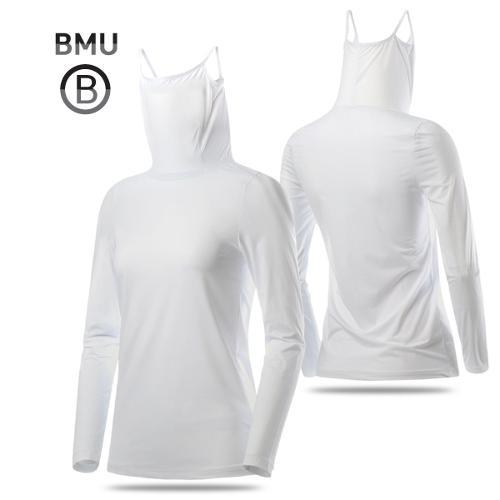 [BMU] 냉감 나일론스판 UV차단 여성 귀달이 긴팔 이너웨어_254931