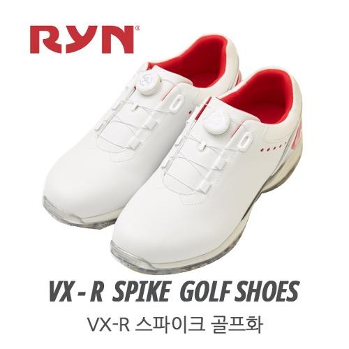 [천연소가죽-국내産]RYN 린 골프 VX-R 스파이크 보아형 골프화