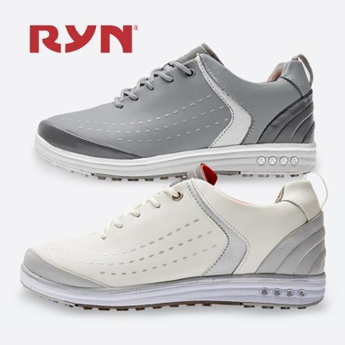 [천연소가죽-국내産]RYN 린 골프 SAFE 에그쿠션 경량멀티 남성용 골프화