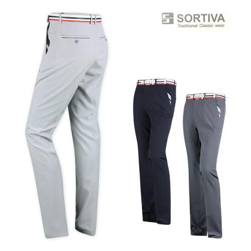 쏘르티바 남성 냉감 아이스 골프 바지 AM1M505