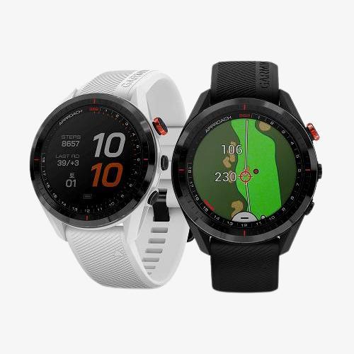 [가민코리아정품] 어프로치 S62 골프GPS 스마트워치 거리측정기