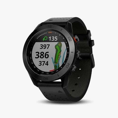 [가민코리아정품] 어프로치 S60 프리미엄 골프GPS 스마트워치 거리측정기