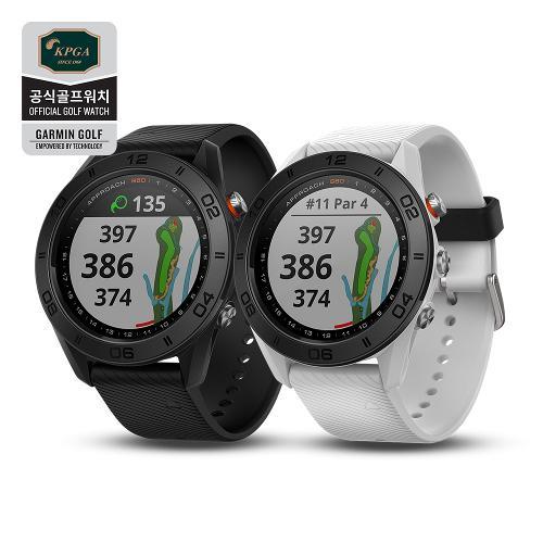 [가민코리아정품] 어프로치 S60 골프GPS 스마트워치 거리측정기