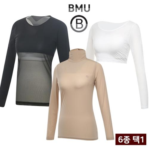 균일 [BMU] UV차단/냉감/메쉬 여성 언더레이어 BEST 6종 택1/골프웨어_255045