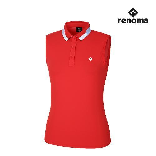 [레노마골프]여성 3색 카라 민소매 티셔츠 RWTSJ6183-500_G