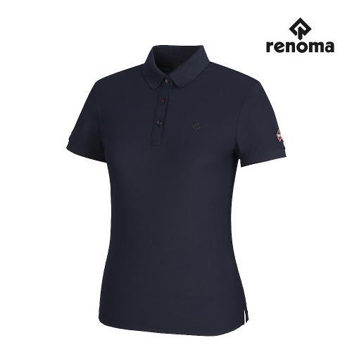 [레노마골프]여성 3색 카라 반팔 티셔츠 RWTPJ6191-915_G