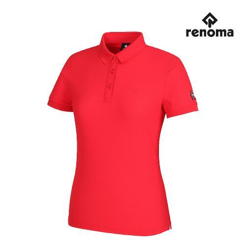 [레노마골프]여성 3색 카라 반팔 티셔츠 RWTPJ6191-500_G