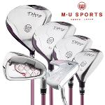 엠유 스포츠 디바3 여성 골프 풀세트 12개구성