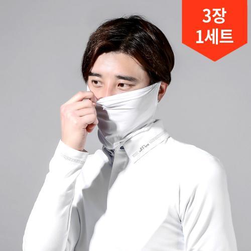 3장세트/2021 JXR 숨쉬기편한 알래스카 메쉬 귀걸이 마스크