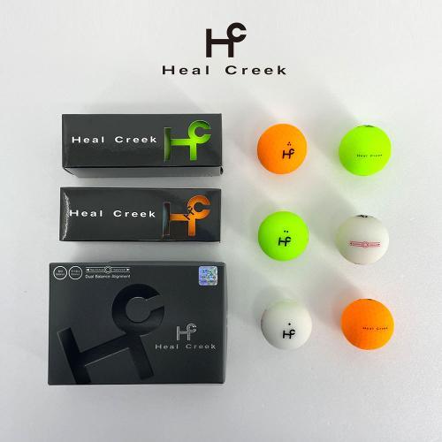 힐크릭 PAR3 전용 직진 골프공 6구세트 (위티코코정품골프모자증정)