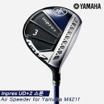 [오리엔트골프정품]2021 야마하 Inpres UD+2 스푼[남성용][Air Speeder for Yamaha M421f]