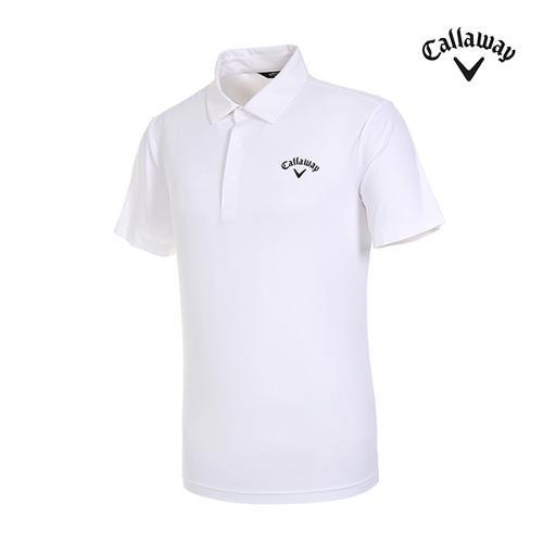 [캘러웨이]남성 스트레치 반팔 티셔츠 CMTYI2241-100_G