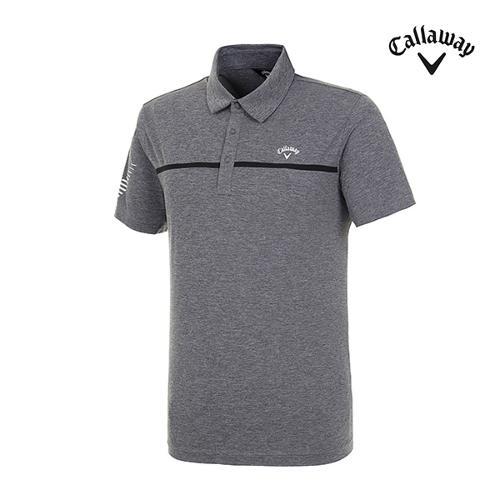 [캘러웨이]남성 스트레치 반팔 티셔츠 CMTYI2353-193_G