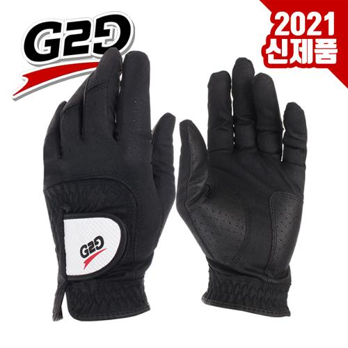 [2021년신제품]범양글러브 G2G 0402빨아쓰는원단 반양피 남성용 골프장갑-10PCS