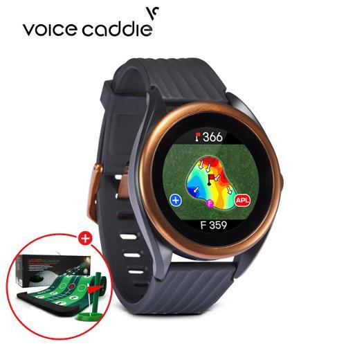 리카타 퍼팅매트 제공/보이스캐디 AI 시계형 T8 거리측정기