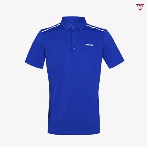 토드휴 여름 골프웨어 아이스쿨 셔츠 M4 딥블루 TDTS9BM4BL