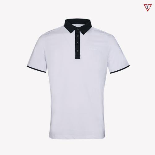 토드휴 여름 골프웨어 아이스쿨 셔츠 M6 화이트 TDTS9BM6WT
