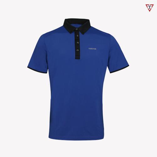 토드휴 여름 골프웨어 아이스쿨 셔츠 M6 딥블루 TDTS9BM6BL