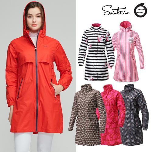 선덜랜드 여성용 기능성 비옷/레인웨어 8종 택1