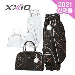 [2021년신제품]던롭 젝시오 ELEGANCE GGC-X113WK 8.5인치 캐디백 보스톤백세트