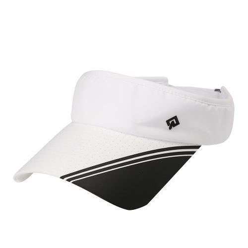 [레노마골프]21SS 남성 배색챙 UV내장 썬캡 모자 RMACK2807-101_G