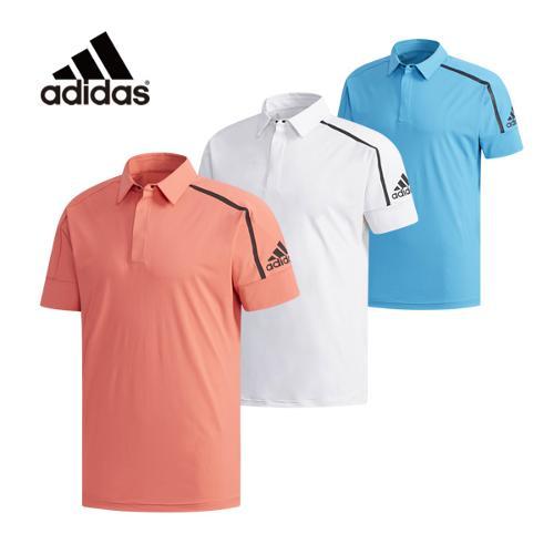 아디다스 SS 남성 기능성 골프 티셔츠 DW5757 DW5760