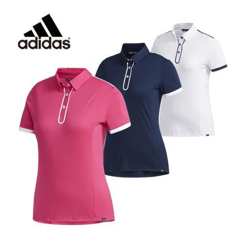 아디다스 SS 여성 폴로 티셔츠 DW5500 DW5501 DW5502