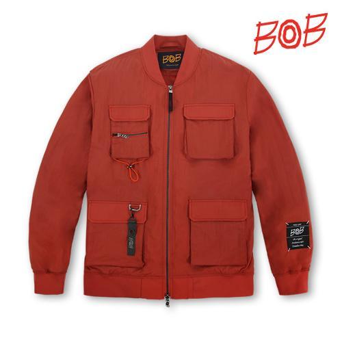 BOB SS남성 와이드 골프점퍼 - GBS1JP020_OR