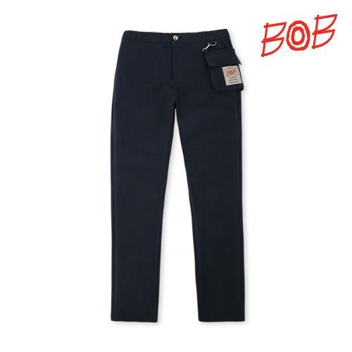 BOB 남성 수납용 주머니 포인트 골프바지 - GBM1PT070_NA
