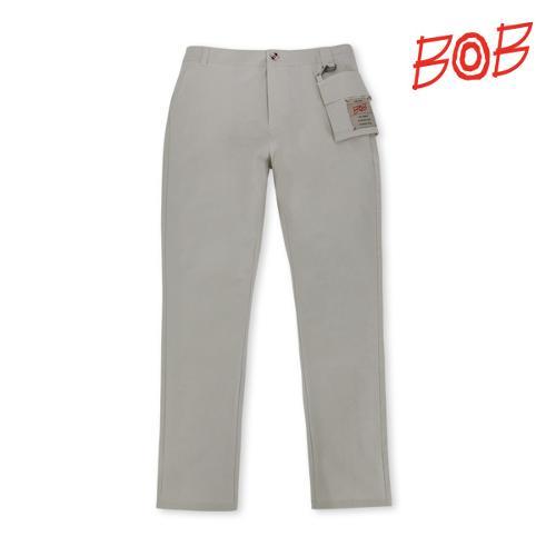 BOB 남성 수납용 주머니 포인트 골프바지 - GBM1PT070_BE