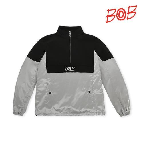 BOB 여성 기능성 방풍 바람막이 - GBS2JA510_BK