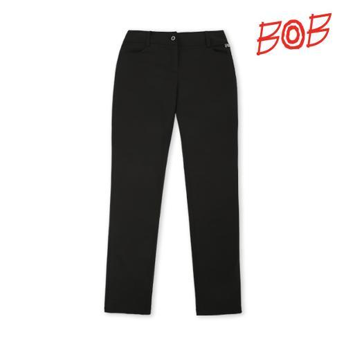 BOB 여성 기능성원단 골프 긴바지 - GBM2PT590_BK