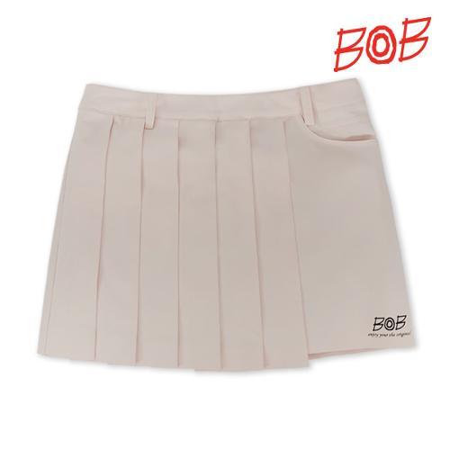 BOB 여성 기능성원단 골프 큐롯 스커트 - GBM2PQ510_PI