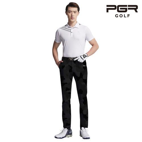 PGR GP-1083 남성골프 카모플라쥬 바지 남자 팬츠 기능성
