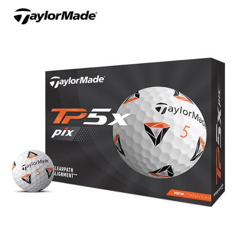 2021 테일러메이드 TP5X 픽스 2.0 골프공